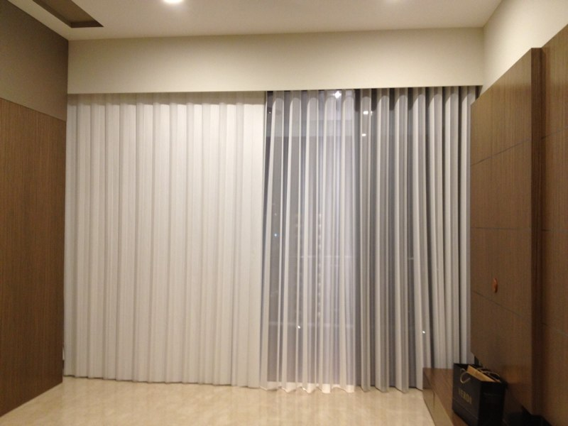 Vertical blind Design